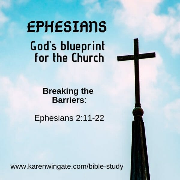 Ephesians - Breaking the Barriers