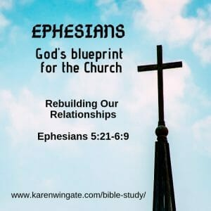 Submission  Ephesians Bible Study Session 7