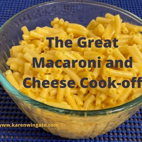 Great Macaroni and Cheese Cookoff
