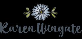 Karen Wingate Logo